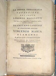 LA-DONNA-IMMAGINARIA-Canzoniere-del-Conte-Magalotti-in-Lucca-MDCCLXII