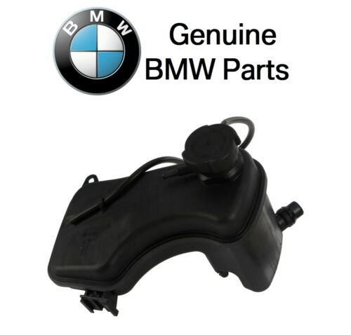 For BMW E46 M3 01-06 Coolant Expansion Recovery Tank w// cap GENUINE 17112283344
