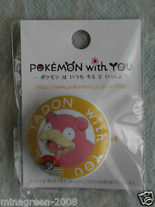 BNIP-JAPAN-Pokemon-Center-Limited-POKEMON-with-you-SLOWPOKE-079-Tin-Can-Badge
