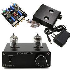 Audio Mini 6J1 Valve & Vacuum Tube Pre Amplifier Stereo HiFi Buffer Preamp DC12V