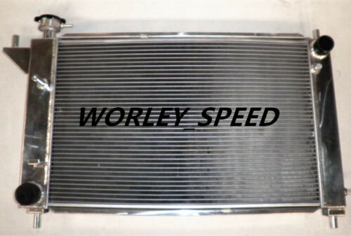 Aluminum Radiator For 1994-1995 FORD MUSTANG GT//GTS//SVT 3.8L 5.0L MT 3Row