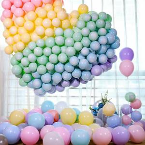100Pcs-10-Macaron-Candy-Pastel-Latex-Balloon-Wedding-Party-Decor-Birthday