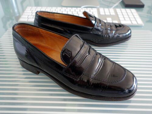 Lackleder Tod's Schwarz Loafers Größe 38 Aus EZEq4Ox7