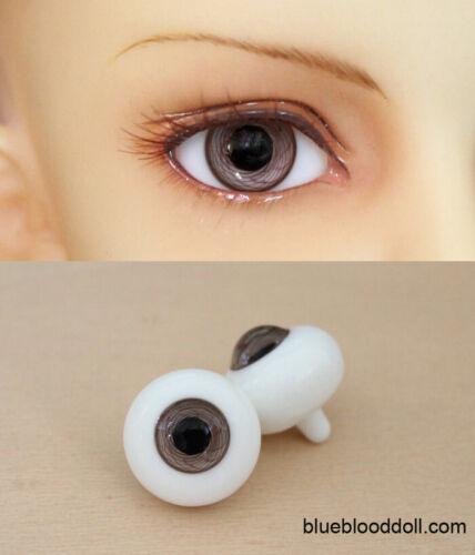 16mm bjd glass doll eyes brown color dollfie iplehouse luts #ET-03 ship US