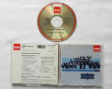 WIENER PHILHARMONIKER 150/KRAUSS-KARAJAN-BOHM-WALTER CD EMI CDH 7 64295 2(1992)