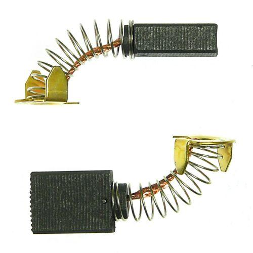 1800 Carbon Brushes Engine Coals Chop//Mitre Saw Trovex trzs 1600 102 Laser