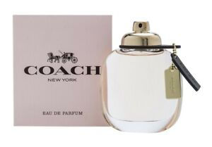 Details zu Coach New York Women 3.0 3 oz 90 ml *Eau De Parfum* Spray Factory Sealed