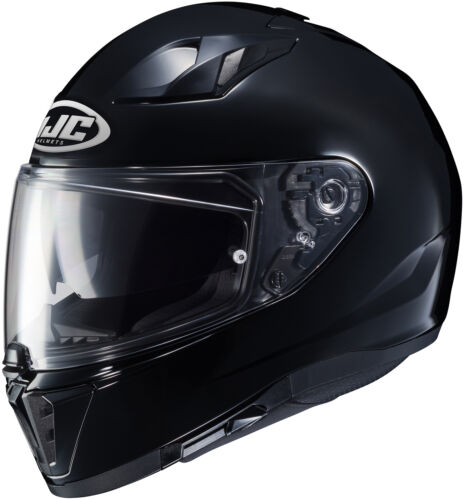 HJC I 70 Motorcycle Street Helmet Black Medium M 0875-0105-05