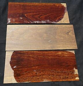 3 Pieces of Hawaii Grown Pheasant Wood - Bandsaw Cut (CBP) #9