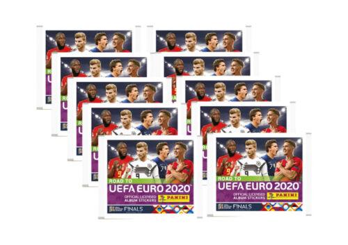 PANINI road to UEFA EURO 2020 Sticker 10 cartocci album EM
