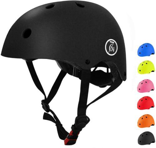 67i Kids Bike Helmet Certified Toddler Youth Adjustable Multi-Sport Gift
