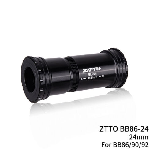 Press Fit 24mm Bike Bicycle Bottom Bracket with Sealed Rings for BB92//BB86