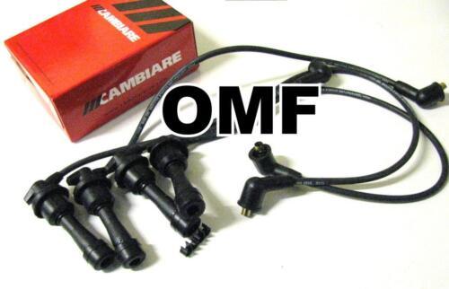 92-96 2.0 Gsr Evolution Mitsubishi Evo 1,2,3 Encendido plomo Set Ht Cables 4g63