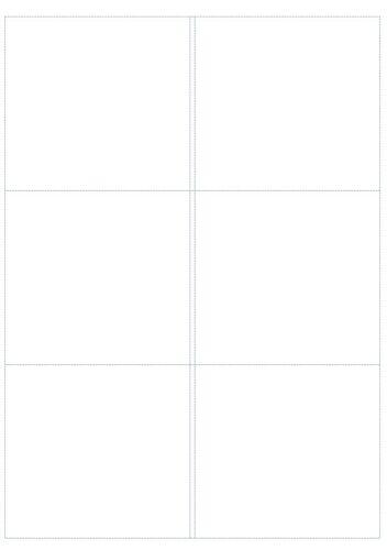 20 fogli di etichette indirizzo 6 Per foglio j8166