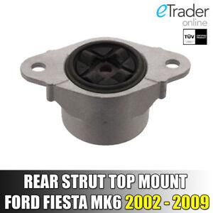 Para-Ford-Fiesta-MK6-Amortiguador-Trasero-Montaje-Superior-Puntal-de-Montaje-x-1-nuevo-02-09