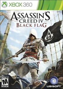 Assassin-039-s-Creed-IV-Black-Flag-Xbox-360-Brand-New-Factory-Sealed