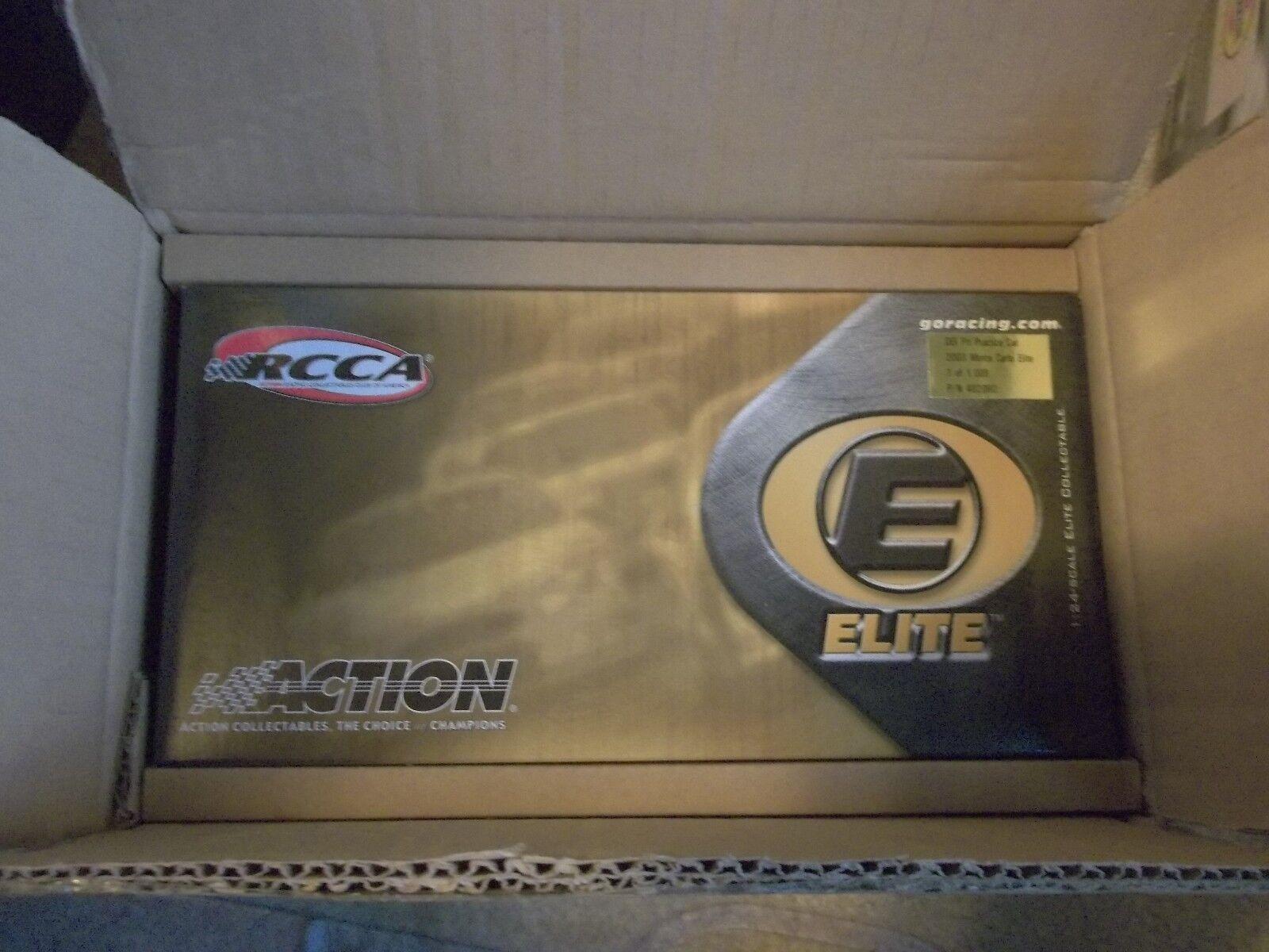 2003 Dale Earnhardt Jr DEI Pit Practice Elite Car Number 15 Waltrip RARE
