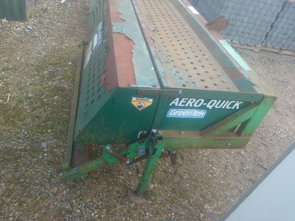 Plænelufter, GreenTek