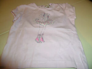 """Baby & Toddler Clothing Aggressive Tshirt """"grain De Ble """" 18 Mois Ttbe To Have A Unique National Style"""