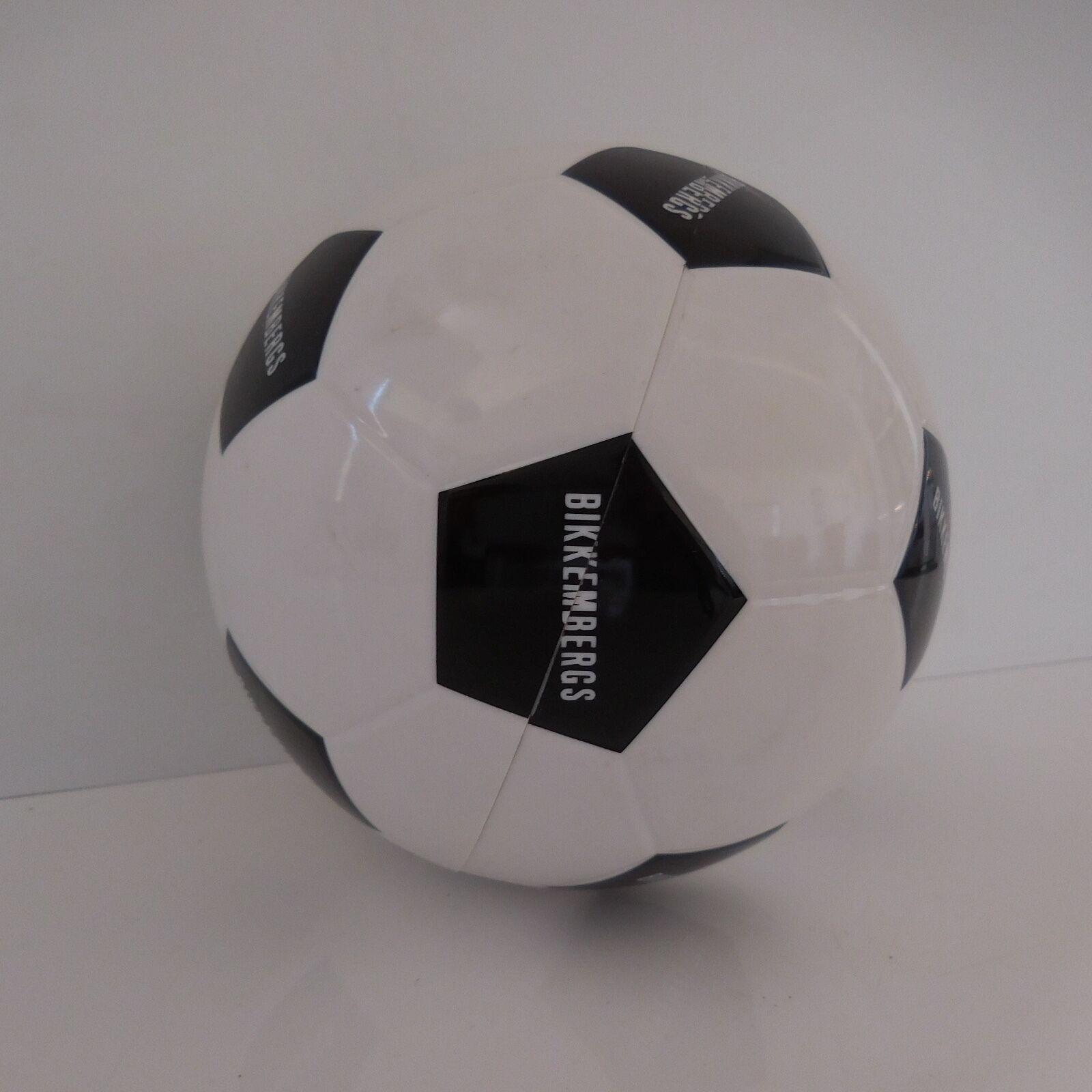 Ballon rond football coffret rangement BIKKEMBERGS art déco design XXe PN France