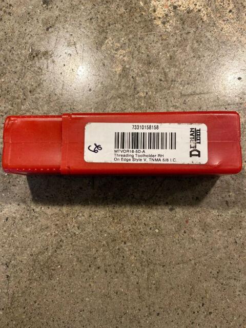 Dorian Tool MTVOR16-4D-A 73310158146 RH Threading Tool Holder