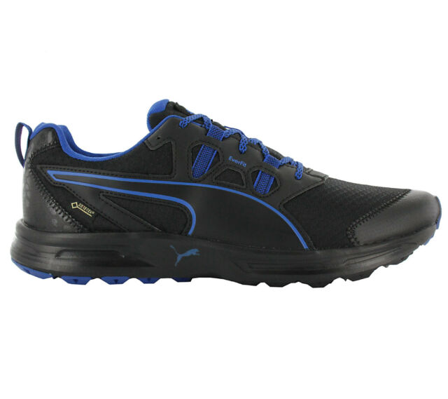 cfc7d3bf Puma Essential Trail Gtx Gore-tex Shoes Men's Hiking Shoes Running Shoes  Black