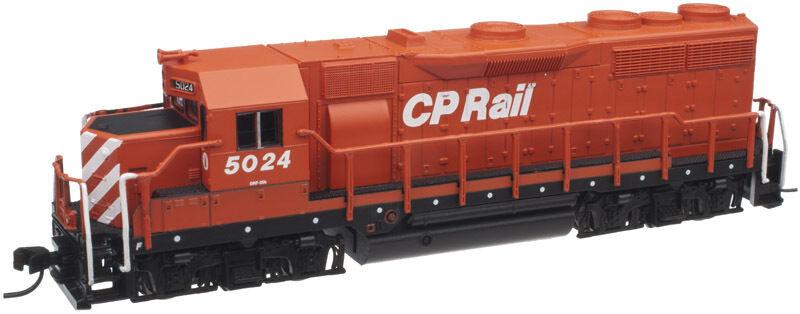 per il commercio all'ingrosso NIB N Atlas    40000754 GP35 CP Rail  5024 DCC  colorways incredibili