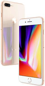 Apple iPhone 8 Plus 64GB (A1897) Rosé Gold Neuwertig neutral verp. vom Händler