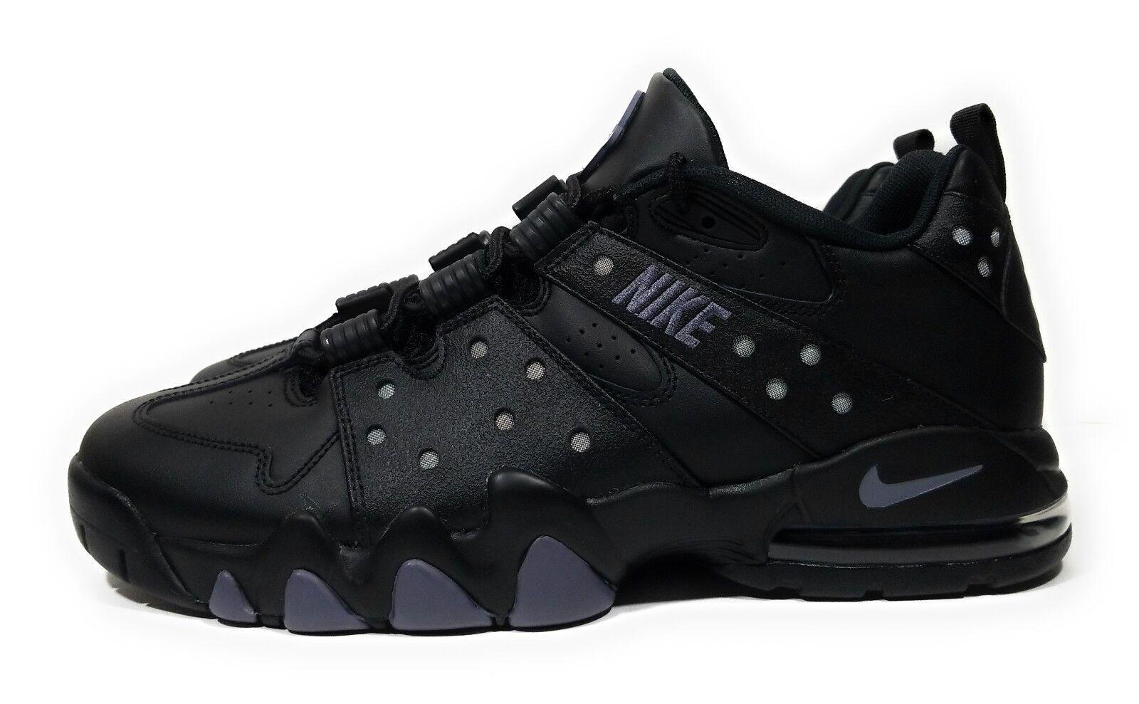 Nike Air Max 2 CB 94 Low Mens Basketball Shoes Black Size 12
