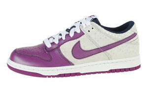 Misura 317813 Womens Plum 40 Leisure Leather Vandal Dunk Nike 551 Red Low Force PYYq1TRw