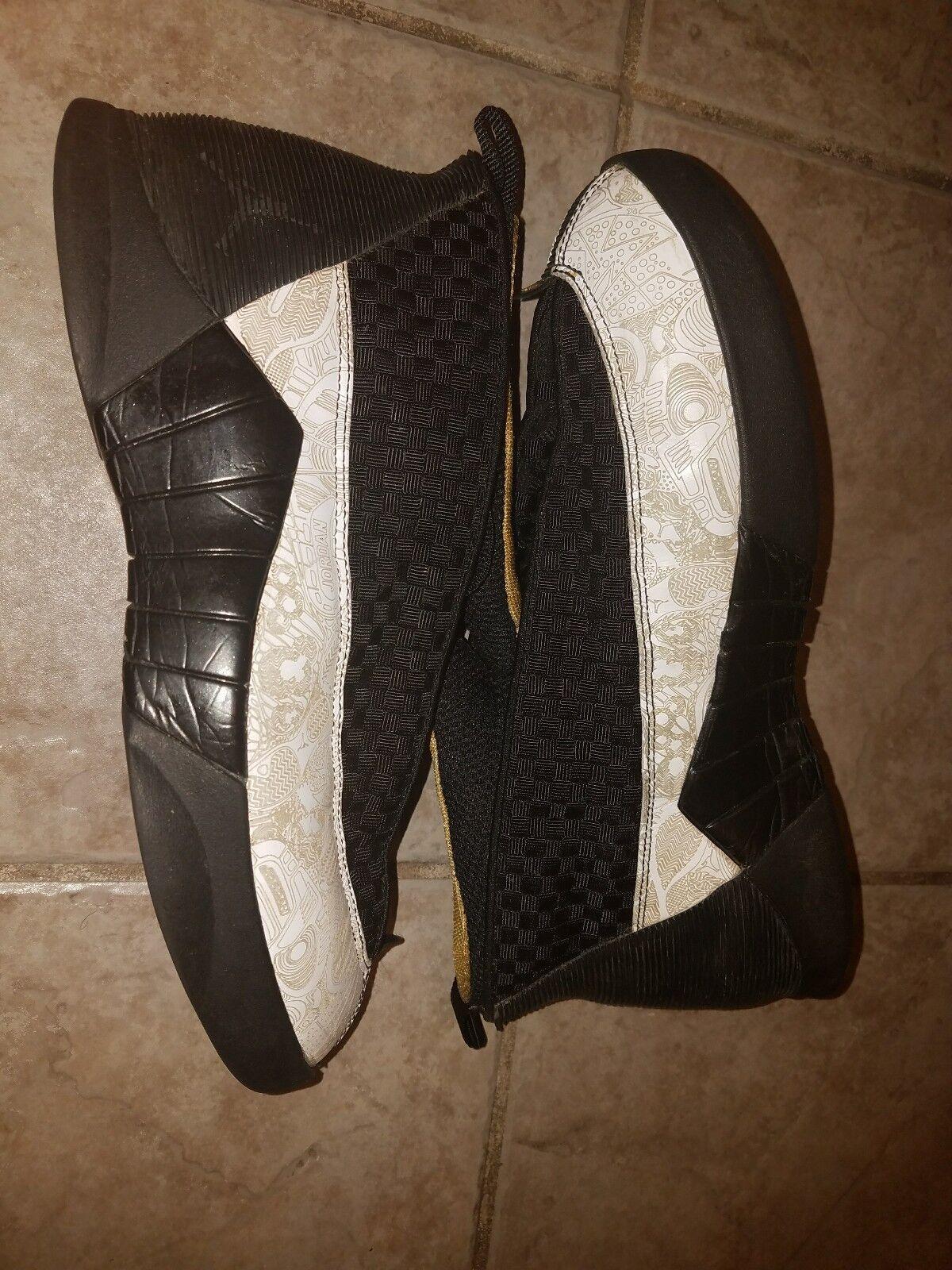 Nike Air Jordan laser XV 15 retro LS laser Jordan comodo Wild Casual Shoes 4a8051