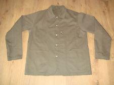Hawksmill Denim Co. Chore Baker Laboureur Jacket Japan Trucker Field Green XL