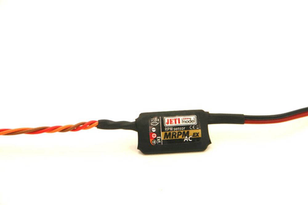Jeti Duplex 2 4ex GHZ Mrpm AC Modulo di Misura di Velocità 80001311