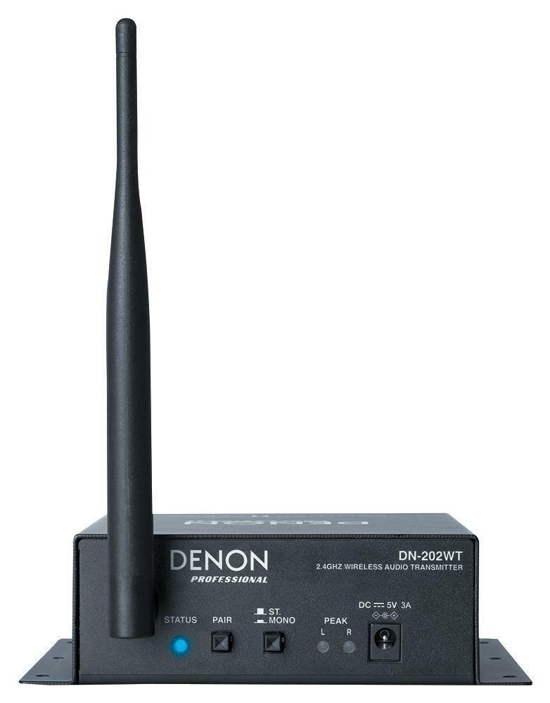 Wireless audio transmitter - dn-202wt