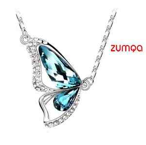 Crystal-Butterfly-Shaped-Necklace-by-ZUMQA-BLUE