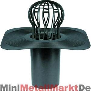 dachablauf 100 110 150 160 flachdachablauf dachentw sserung dachgully ht kg rohr ebay. Black Bedroom Furniture Sets. Home Design Ideas