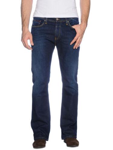 Ryan Blue Hilfiger Jeans Men's 30x34 Boot Tommy D I6wZq1C