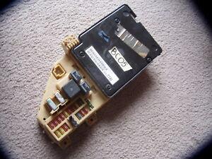 chrysler sebring convertible fuse box multifunction
