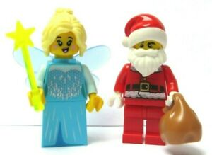 Lego Santa Father Xmas Christmas Minifigure /& Snowman Stocking Filler Advent
