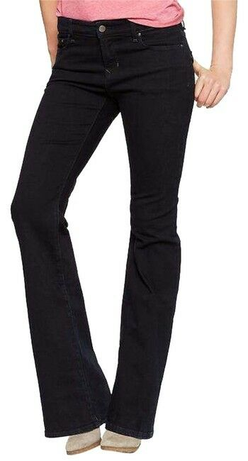 GAP 1969 WOMENS MODERN FLARE JEANS STANTON WASH FALL 13  SOLD OUT S 600635