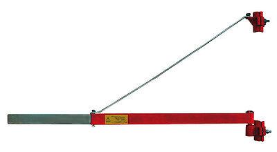 Elektrischer Seilhebezug bis 18m Seil 990kg Seilzug Seilwinde Winde Kranwinde GS