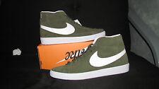 New Nike Blazer Mid men fashion sneakers size 13 color green