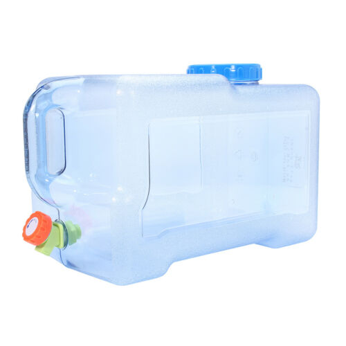 12//18//22L Portable Water Bucket Container Storage Outdoor Camping Hiking Travel