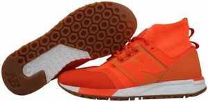 New Balance Men's 247 Mid Orange MRL247OX | Shopping The Best Deals on Athletic