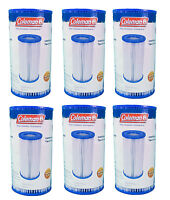 Coleman Type Iii A/c Pool Filter Pump Replacement Cartridge, 6-pack | 90307 on Sale