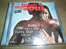 Touch My Soul Vol.11 - 2 CDs Nana Darnell Davina C-Block Martha Wash