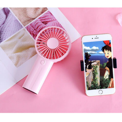 Telefono Cellulare Stand Desktop Ventola Mini Ventilatore portatile piccola ventola di ricarica USB