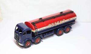 Dinky-942-Foden-14-Ton-Regent-Tanker-Nice-Vintage-Original-Model-Meccano