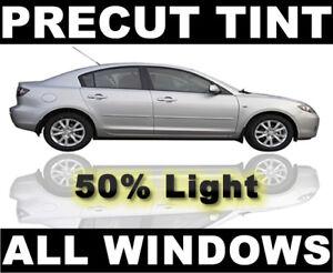 PreCut Window Film for Volvo S60 2001-2009 Any Tint Shade VLT AUTO