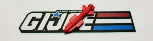 Joe Cobra Sea Ray Missile I G
